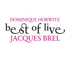 Best of Live - Jacques Brel